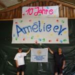 Zur Unterstützung des Vereins Amelie Ev.